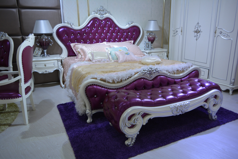 Bed set production pic