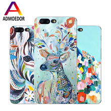 oneplus 5 Case,Silicon Lifelike 3D relief Painting Soft TPU  Back Cover for one plus 5 a5000 Phone Bags