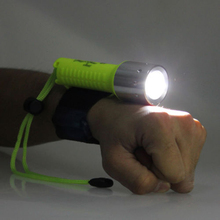 3000LM  Band XML-T6 LED Lanttern Waterproof underwater Dive Diving 18650 Flashlight Dive Torch light lamp for diving