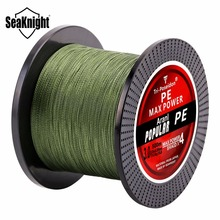 SeaKnight 500M/547Yards Super PE Braided Multifilament Fishing Line 8LB 10LB 20LB 30LB 40LB 60LB Brand Braided Line Fishing
