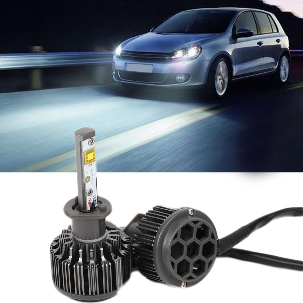 2pcs H1 LED Car Headlight 30W 7200LM 24V 6000K Super Bright White Light Fog Lamp High Lumen Plug&amp;Play Kit Auto Replacement Parts<br>