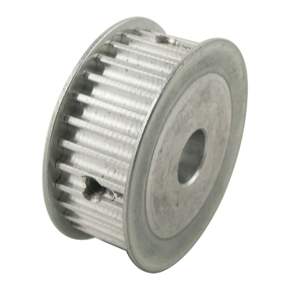 Free Shipping 5M Type 30 Teeth 8mm Inner Bore 21mm Belt Width 30T Timing Belt Pulleys <br><br>Aliexpress
