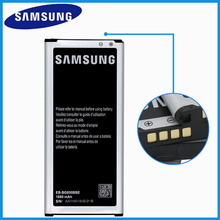 New Original Samsung Battery For Samsung Galaxy Alpha G850F G850A EB-BG850BBE NFC 1860mAh Mobile Phone Replacement Batteries