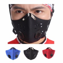 Outdoor Travel tools Dust - proof wind - proof Activated carbon mask Suit for Mountaineering Cycling Camping Hiking skiing