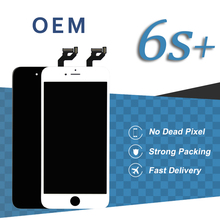 5pcs OEM Quality For iphone 6s Plus LCD Display Replacement Parts Pantalla Touch Screen Digitizer Assembly No Dead Pixel Black(China)