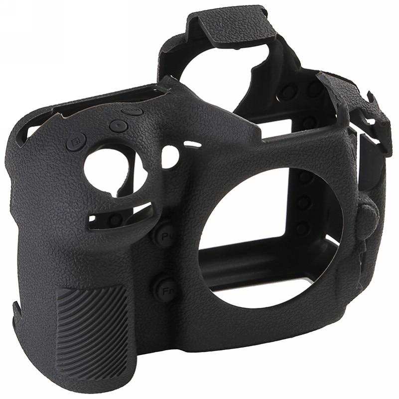 Soft Silicone Rubber Camera Bag For Nikon D810 D800 D850 Protective Body Case Skin DSLR Camera Rubber Cover Bag (2)