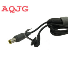 FOR IBM Lenovo laptop power cord wire 20V DC output cable connector pin round mouth with 7.9 * 5.5