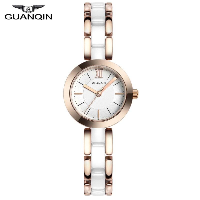 GUANQIN GQ17001 Ceramic Women Watches Brand Luxury Ladies Quartz Watches Female Clock Fashion Casual Wristwatch Montre Femme<br><br>Aliexpress