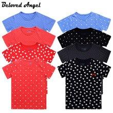 Beloved Angel 2018 Boys T Shirt Kids Brand Design Girls T-shirts Fashion  Baby Short Sleeve O-neck Top Children s Clothing b943c1fc3b7c