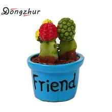 Dongzhur Dolls House Miniature Accessories Small And Chic Miniature Clay Pot Model Miniaturas 1:12 Furniture Wooden Toy House(China)