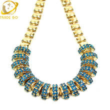 New Arrival Luxury Accessories Fashion Necklace High Quality Designer Necklaces & Pendants Wholesale Stars Statement Necklace(China)