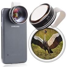 Buy Universal Fisheye Lens 7x Zoom Optical Lenses Phone Camera 7X Telephoto Lentes iPhone 6 6s 7 Xiaomi Samsung s5 s6 s7 Lenovo for $21.83 in AliExpress store