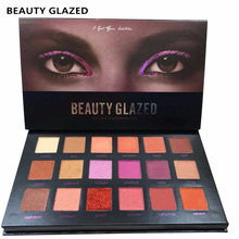 Colorful Natural Matte Eyeshadow Palette 18 Colors Pigment Eyes Shadow Makeup High Quality Beauty Make Up Cosmetic