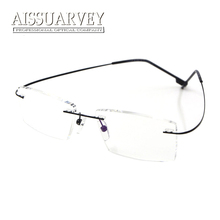 Reading Eyeglasses For Men Glasses Clear Lenses Optical Man Eyewear Presbyopia Frame Cheap Flexible Light Fashion Classic Simple(China)