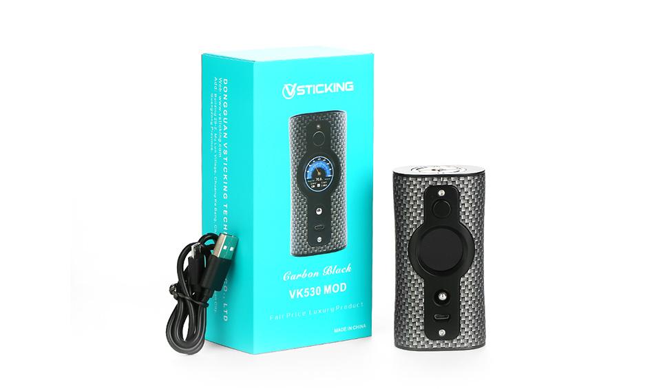 Vsticking VK530 200W TC Box MOD