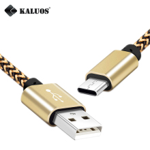 Buy KALUOS 0.2m 1m 2m Type-C USB Data Sync Fast Charging Cable Xiaomi 4C/4S/5/5S/6 Note2 Mix Samsung S8 Plus LG G5/G6 ZUK Z1/Z2 for $1.40 in AliExpress store