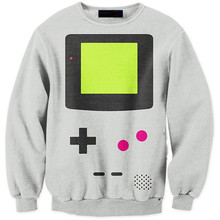 Classic Game Console 3d Printed Hoodies Male Brief Harajuku Tops New Fashion Sweatshirt Tide Men Jacket Loose Pullovets Hot Sale(China)