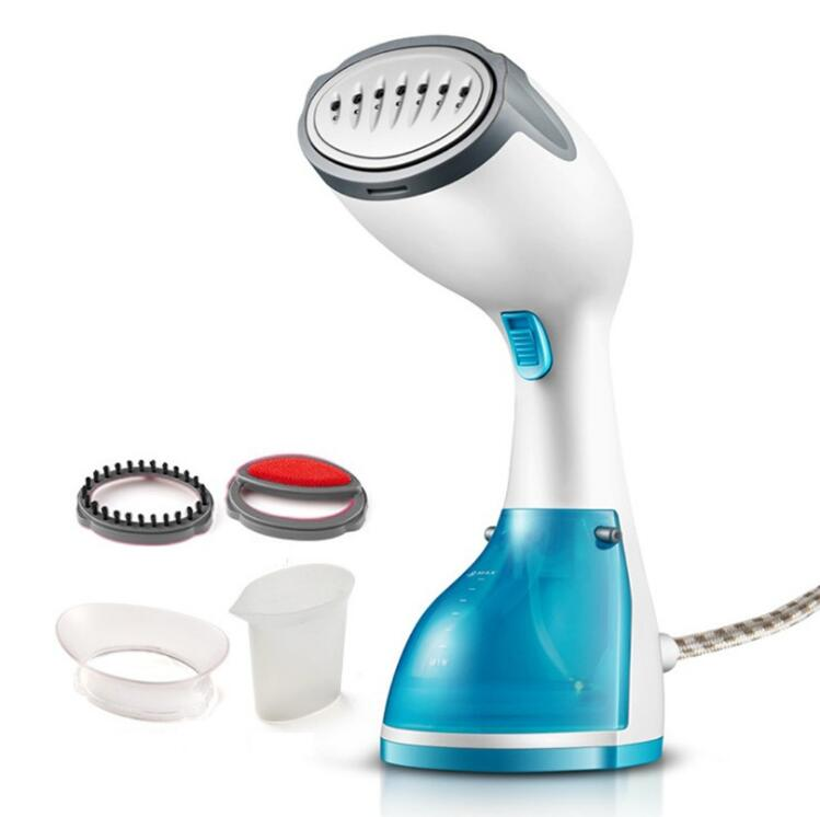 Handheld Garment Steamer Portable Home and Travel Fabric Steamer 260ml Water Tank vertical garment steamerfor clothes<br>