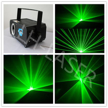 150mW green animation laser light with SD Card stage lights 150mW 532nm Green disco laser for party show