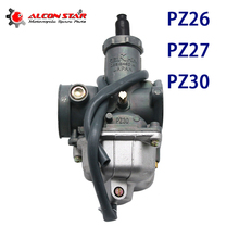 cheaper shipping new Keihin PZ26 PZ27 PZ30 motorcycle Carburetor carburator used for honda CG125 and other model motorbike