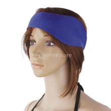 Children's Adult's Swimming Ear Head Band Neoprene Wet suit Head Band(China)
