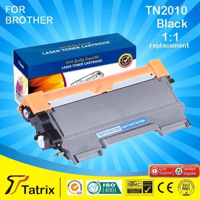 New printer parts Black printer parts TN2010 2030 2060 2080 410 11J printer parts for Brother HL-2130 /  DCP-7055<br><br>Aliexpress