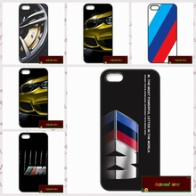 Cover case for iphone 4 4s 5 5s 5c 6 6s plus samsung galaxy S3 S4 mini S5 S6 Note 2 3 4 For BMW M3 M5 M4 Power logo DE0062(China)