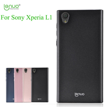 Buy Sony Xperia L1 Cover Case Original Lenuo Hard Case Sony Xperia L1 Hight Phone Shell Sony Xperia L1 5.5 inch for $5.99 in AliExpress store