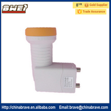 Dish Satellite HD FTA Universal LNB Ku Band Twin Dual Output LNBF(China)