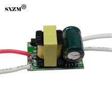 SXZM 20pcs/lot (1-3)x1W inside led driver constant current for 1W 2W 3W indoor led bulb lamp lighting(China)