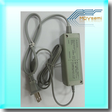 For WII U GamePad Charger EU/US/UK Plug AC Adapter Power Supply for wii u (100-240V)