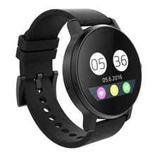 SMA-09 Smart Watch Bluetooth 4.0 Heart Rate Monitor Calendar Calculator Multiple UI Pedometer Sleep Monitor Message Reminder