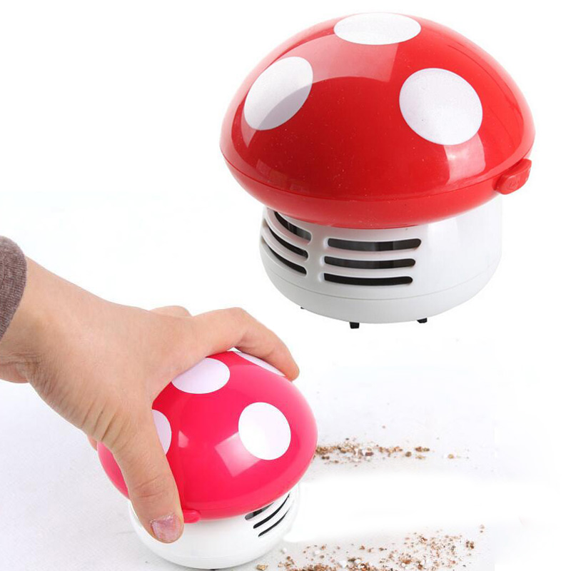 Mini vacuum cleaner for Home Handheld Tabletop Car Vacuum Cleaner dust Filter Mushroom Vacuum Car Laptop Dust cleaner<br><br>Aliexpress
