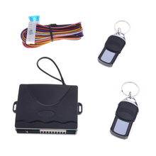 Car Remote System Centralized Locking Keyless Lock with Remote Controllers