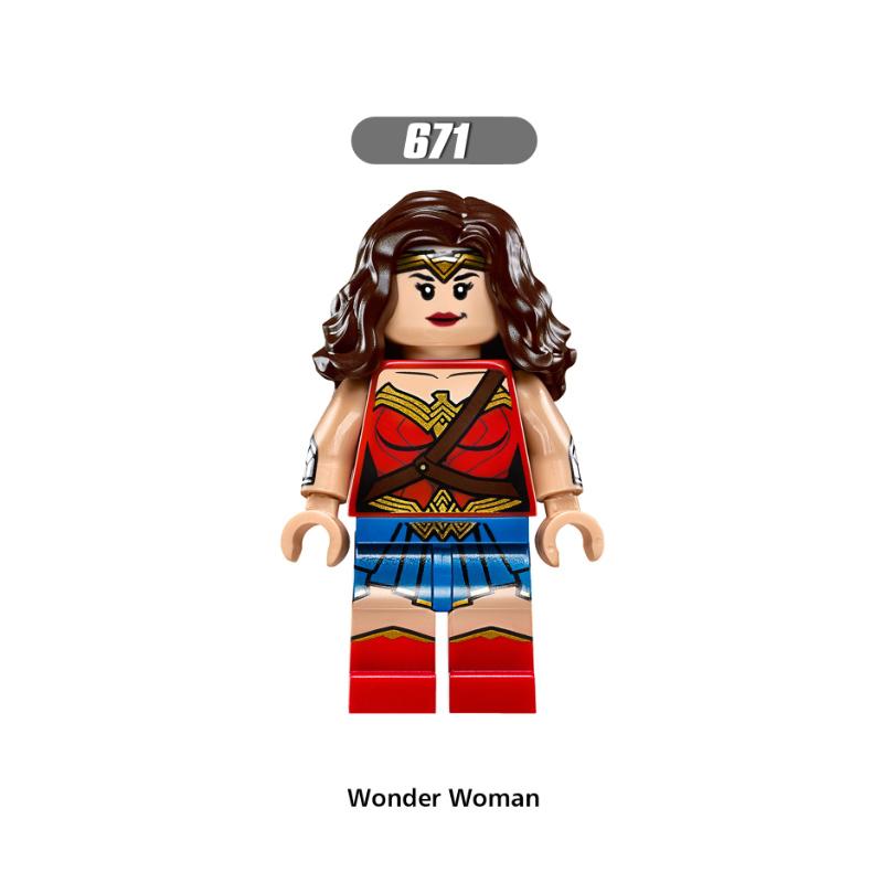 XH671-Wonder woman