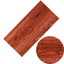 New PVA Dipping Hydrographics Film Water Transfer Printing Dark Red Wood 0.5mx1m
