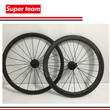 Chinese Road Bike carbon wheelset 700C clincher rim carbon wheels clincher front 38mm rear 50mm