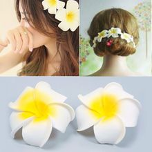 Egg Flower Bride Beach Hair Ornaments Modern Style Headband Hairbands Headwear Hair Accessories for Women(China)