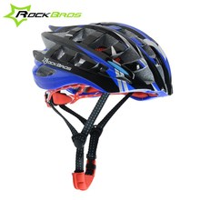 ROCKBROS Ultralight MTB Road Bike Cycling Bicycle Helmet Cap 36 Air Vents Padded Head Protector Safety Rear Bicycle Equipment