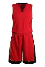 Blank Basketball Suit Team Name Logo Custom Usa Basketball Throwback Cheap Sleeveless Basketball Uniforms Red DIY