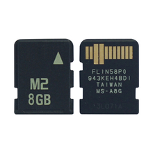 8GB M2 memory card 8GB Memory Stick Micro for sony ericsson K550i K610i K790 With Free  M2 card adapter