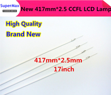 "Best Product  100PCS/LOT  417mm*2.4mm CCFL tube Cold cathode fluorescent lamps for 19"" widescreen LCD monitor"