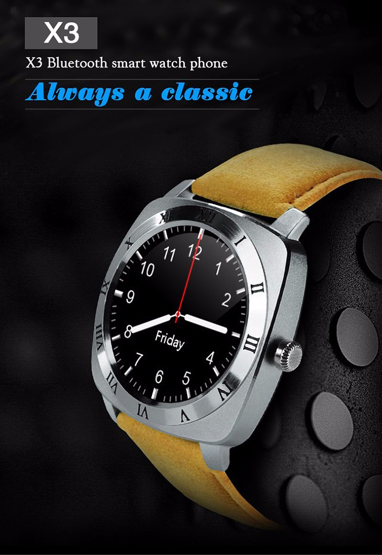 E1397 X3 Bluetooth Smart Watch (5)