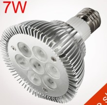 700LM 7W Par30 LED Dimmable Par 30 Bulb Light E27 Spotlight White/ Warm White