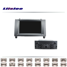 For PEUGEOT 407 2004 2005 2006 2007 2008~2012 Car Multimedia TV DVD GPS Radio Original Style Navigation Liislee Advanced Navi(China)