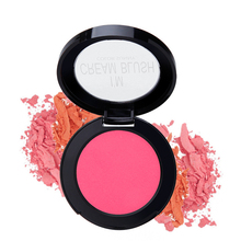 Brand Makeup Minerals Red Cheek Color Bronzer Powder Palette Base Face Blush Contour Make Up