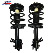2PC New Front left & right Complete Strut Coil Spring Coilover Assembly For 2002-2006 Nissan Altima OEM 171426,171427 Car(China)