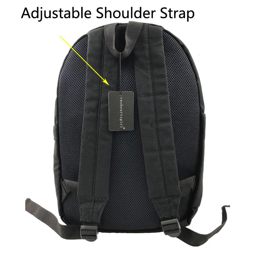 women canvas backpack travel backbag beach rucksack