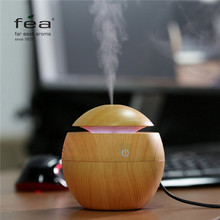 FEA Essential Oil Diffuser 120ML Air Humidifier Aroma Lamp Aromatherapy USB Ultrasonic Aroma Diffuser Mist Maker