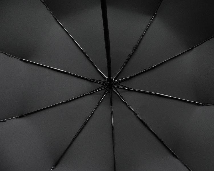 High Quality Wood texture Artificial mechanics Umbrella Rain Women  Automatic Luxury Wide Windproof Business Men Para Umbrella - us353 3bbbd76da02d